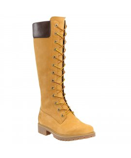 Women's 14-inch Premium Lace Waterproof Boot