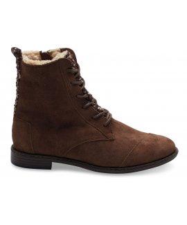 Water Resistant Suede Textile Women's Alpa Boots