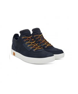 MEN'S AMHERST HIGH TOP CHUKKA NAVY