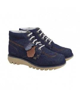 Men's Kick Hi Denim - Limited Edition