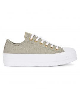 Chuck Taylor All Star Lift Washed Linen