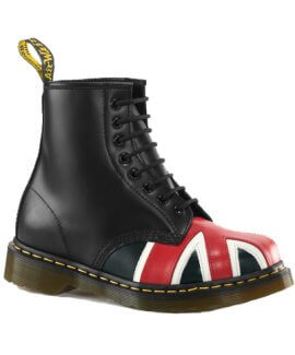 Dr Martens Union Jack 8 Eye Boot