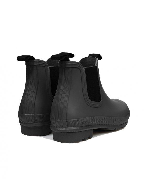 Buy men 39 s original black chelsea boots online for Four man rubber life craft