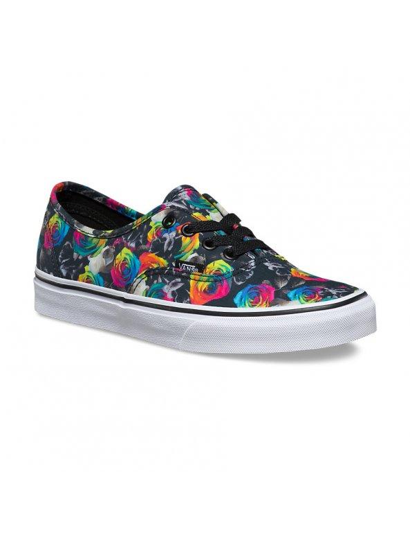 92449bf09d Buy Vans Rainbow Floral Authentic Online