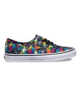 Vans Rainbow Floral Authentic