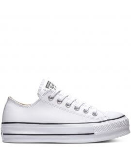 Chuck Taylor All Star Clean Leather Low Top