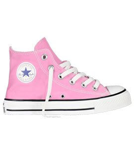 Converse Kids Chuck Taylor All Star Classic High Top Shoes